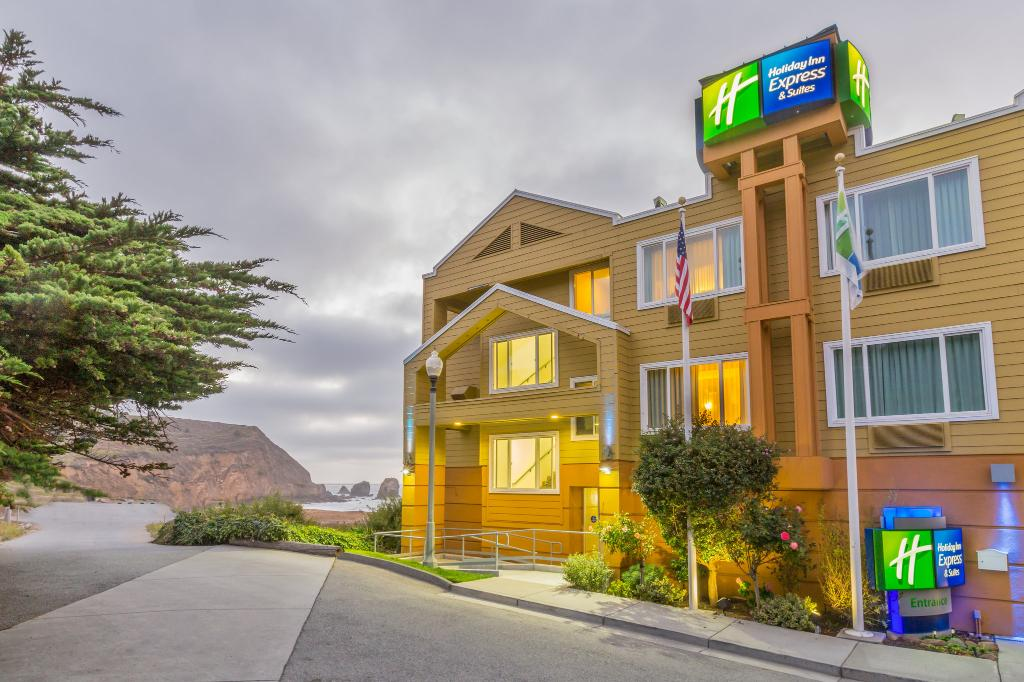 ‪Holiday Inn Express Hotel & Suites Pacifica‬