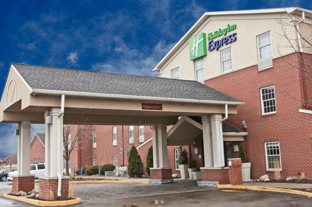 Holiday Inn Express Roseville