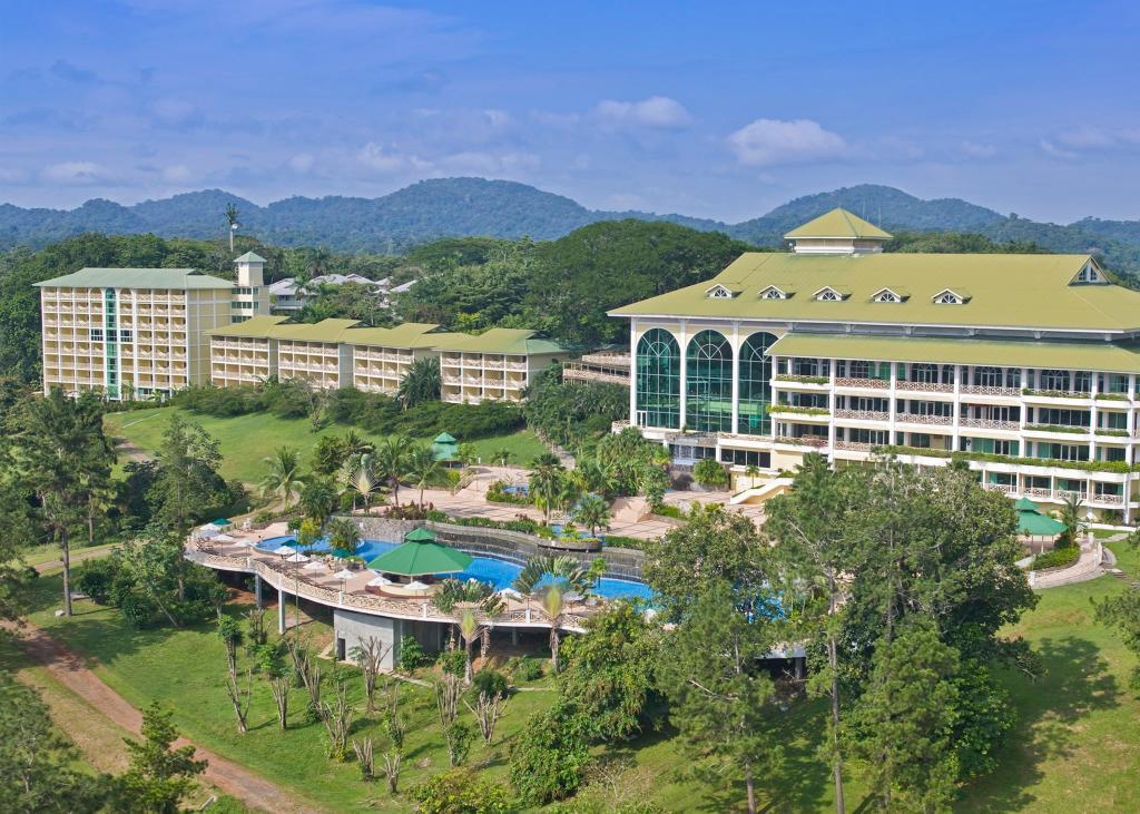 甘博阿雨林渡假飯店