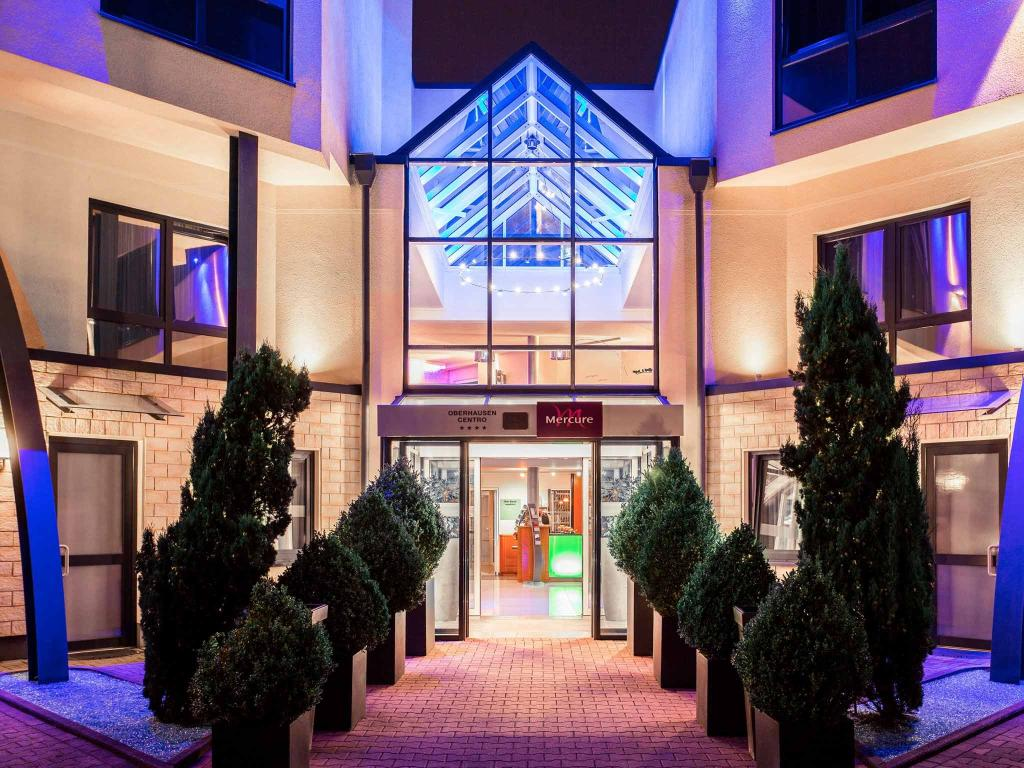 Mercure Hotel Oberhausen Centro