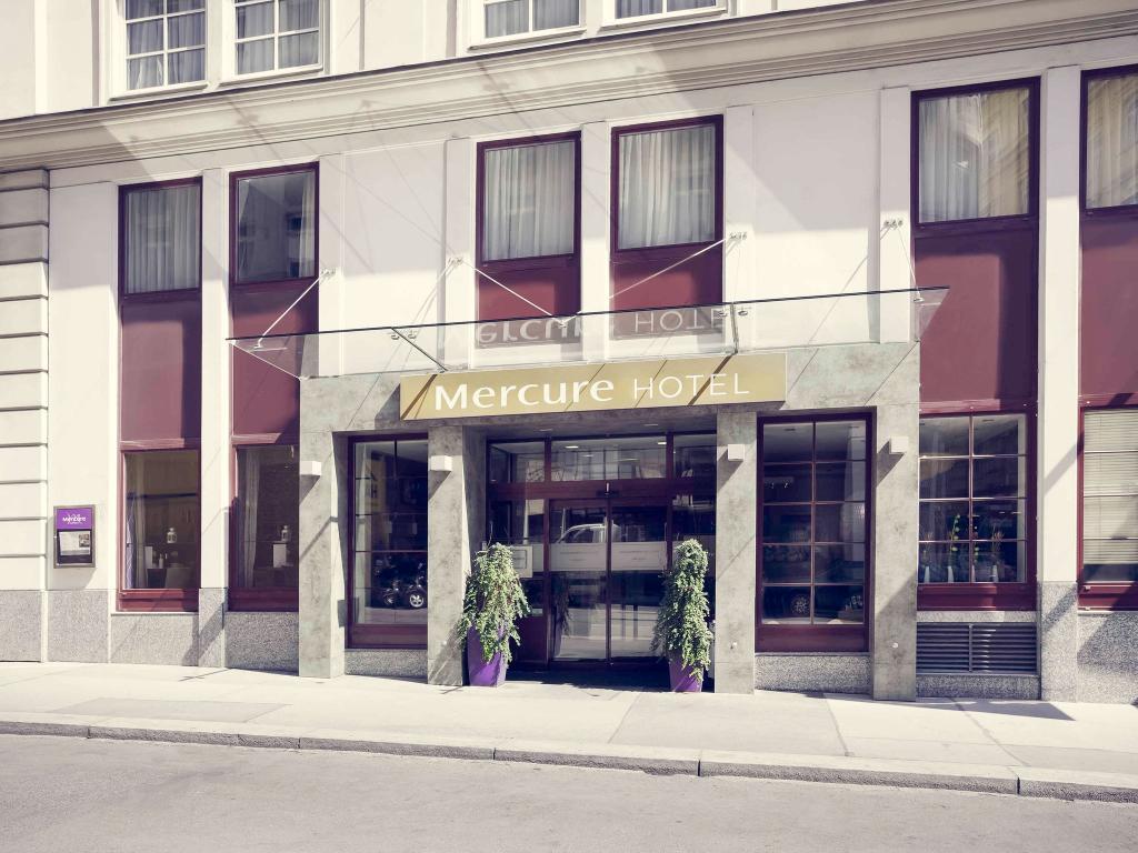 โรงแรม แมร์คูเรอ วีนเซนทรุม