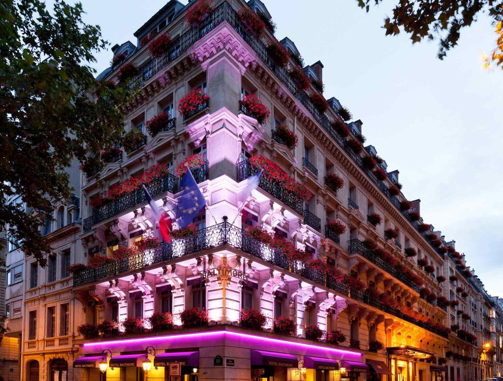 Hotel Baltimore Paris Champs-Elysees