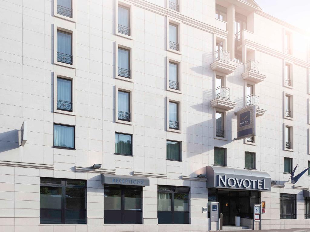 Novotel Paris Pont de Sèvres