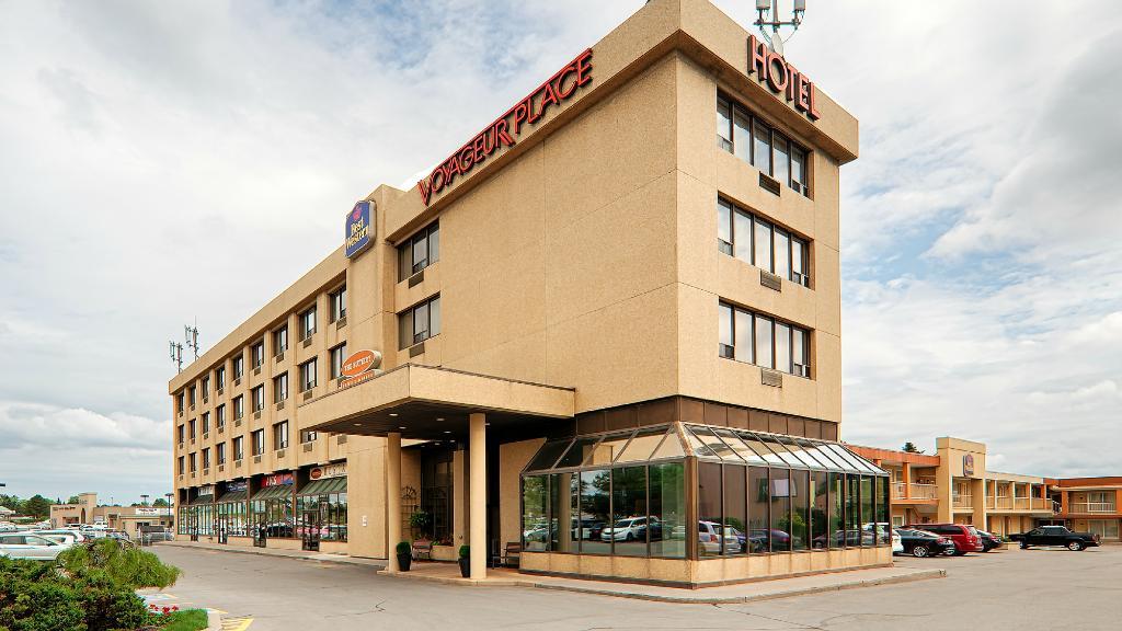 베스트 웨스턴 보이어저 플레이스 호텔