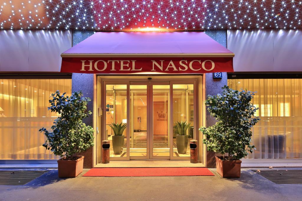 퀄리스 호텔 나스코