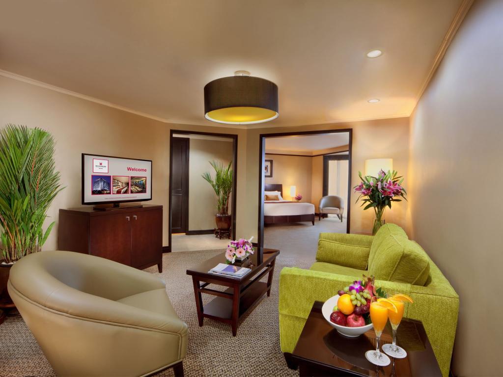 โรงแรมมิลเลนเนียม สิริห์ จาการ์ตา