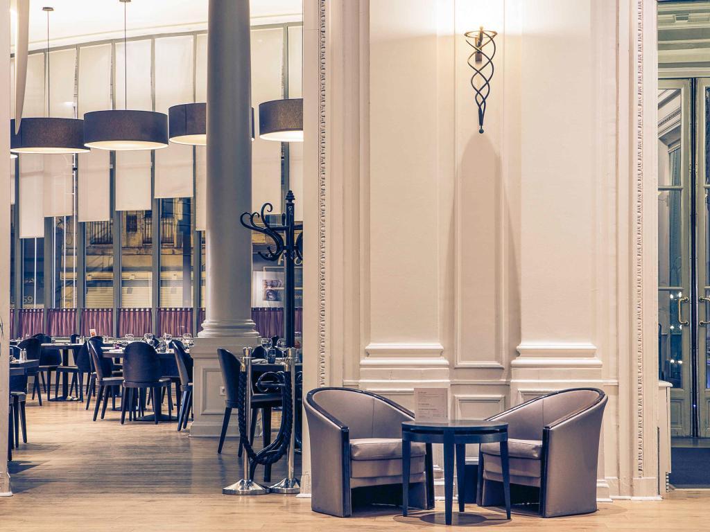 Mercure Lille Roubaix Grand Hotel