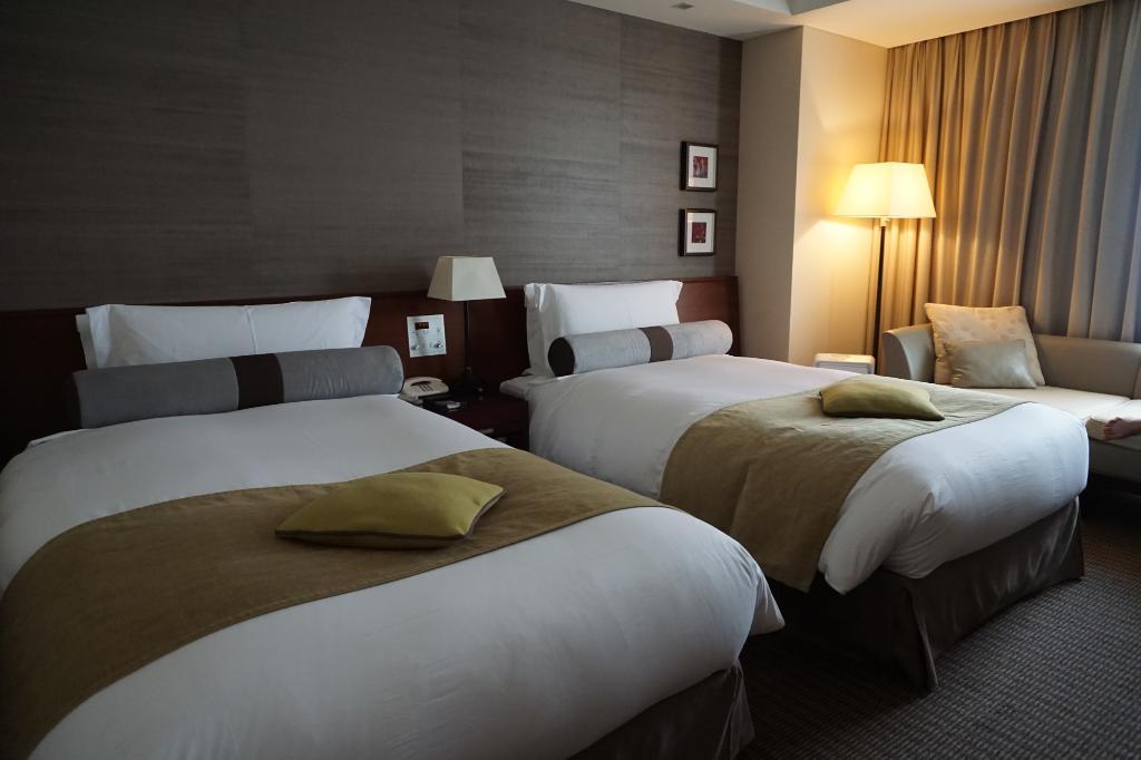 ストリングスホテル 東京 インターコンチネンタル