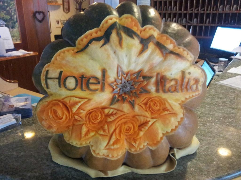 Hotel Italia Brusson
