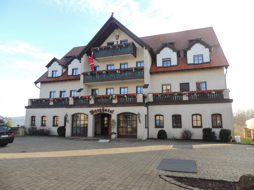 Burghotel Mueller