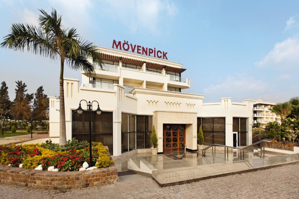 Movenpick Hotel Cairo - Pyramids