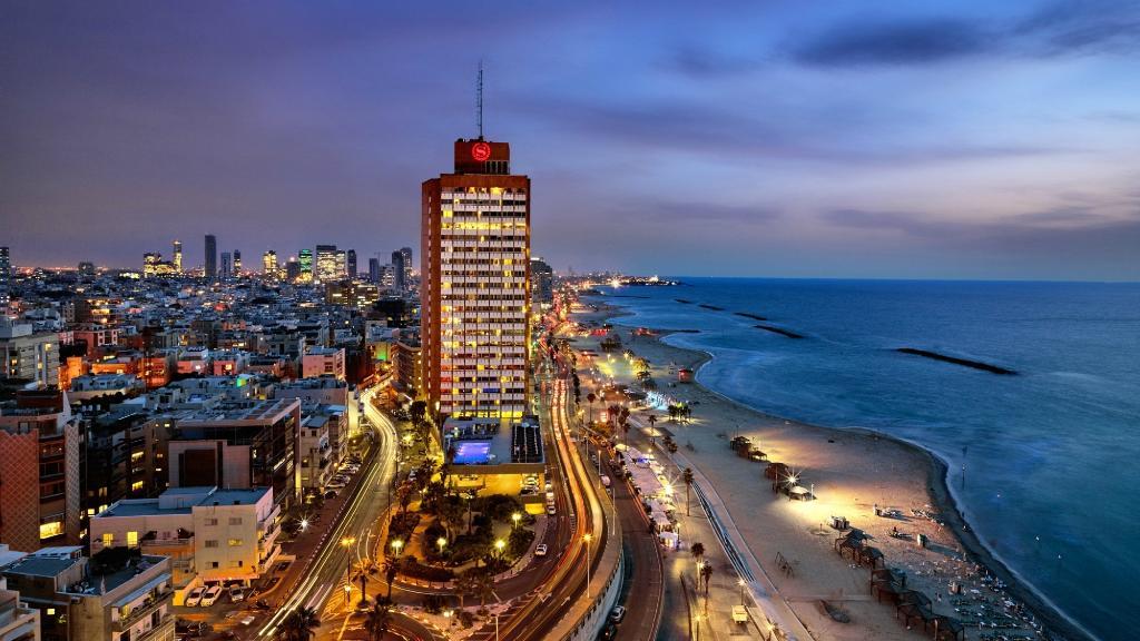 쉐라톤 텔아비브 호텔 앤드 타워