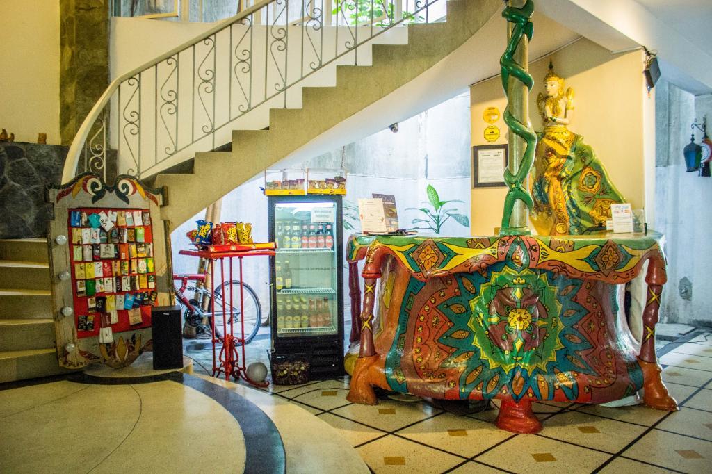 Urban Buddha Hostel Medellin