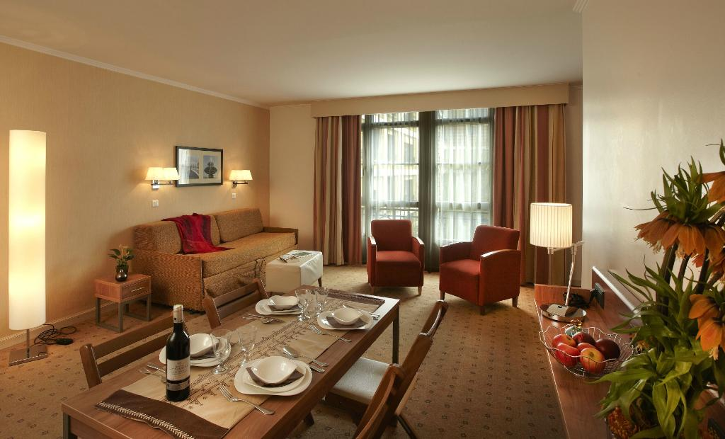 聖傑曼馨樂庭酒店