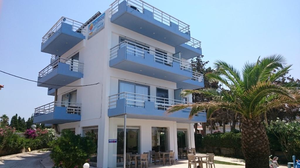 디올코스 스튜디오 호텔