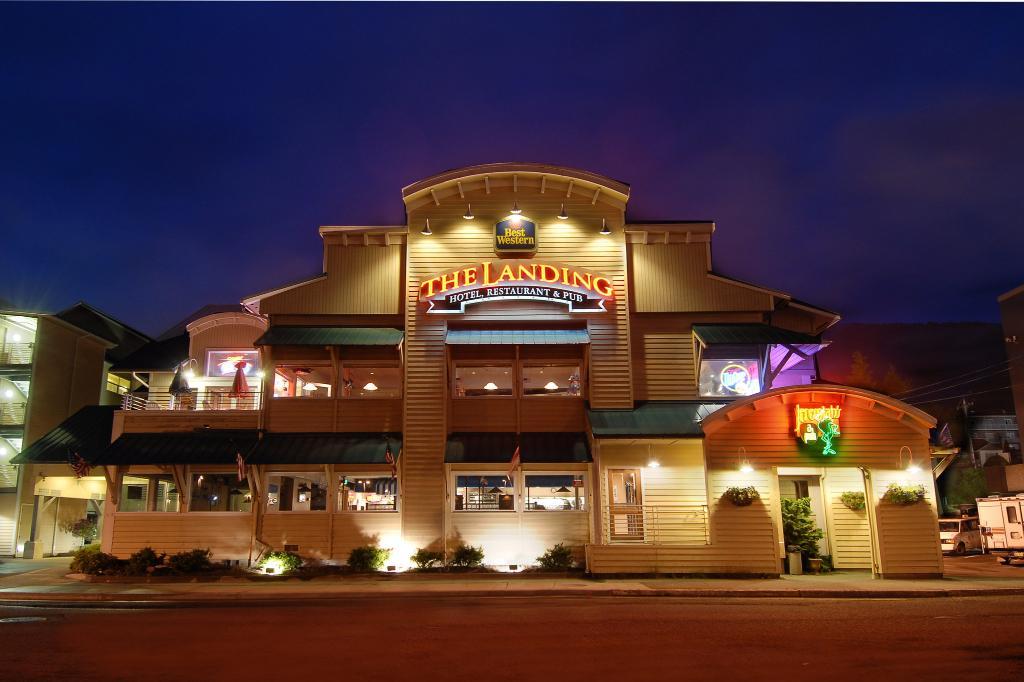 베스트 웨스턴 플러스 랜딩 호텔