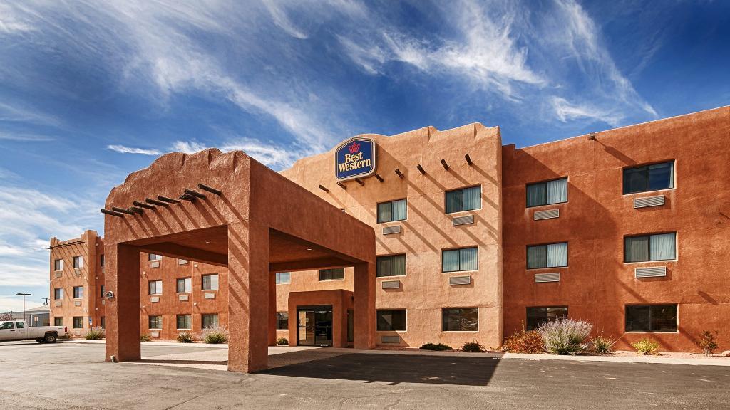 貝斯特韋斯特領土套房酒店