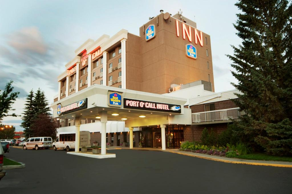 ‪BEST WESTERN PLUS Port O' Call Hotel‬