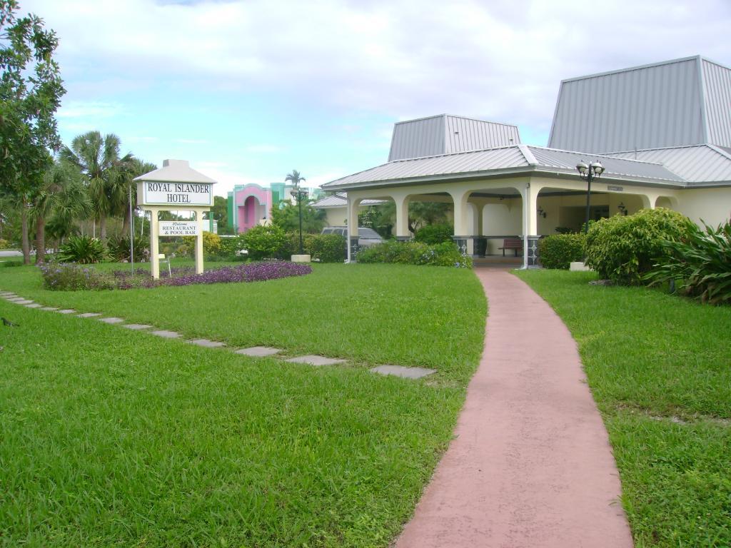 皇家島酒店