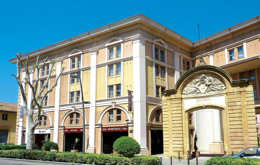 Appart'Hôtel Odalys L'Atrium