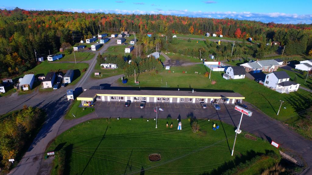 Oasis Motel and Campground