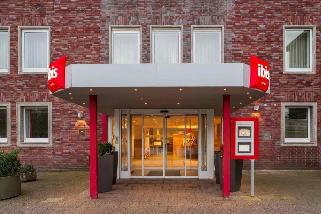 Ibis Duisburg Hauptbahnhof