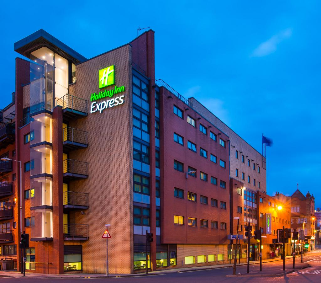 ‪Holiday Inn Express Glasgow City Centre Riverside‬