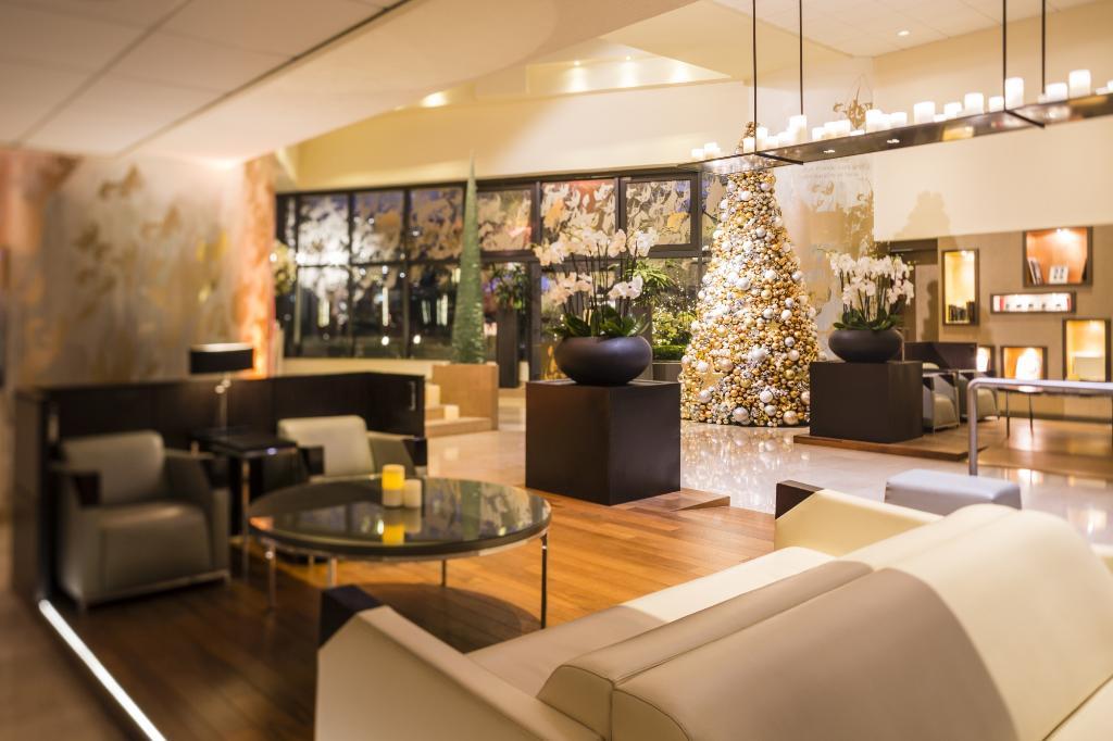โรงแรมโนโวแตล ปารีส เลส์ ซาลล์