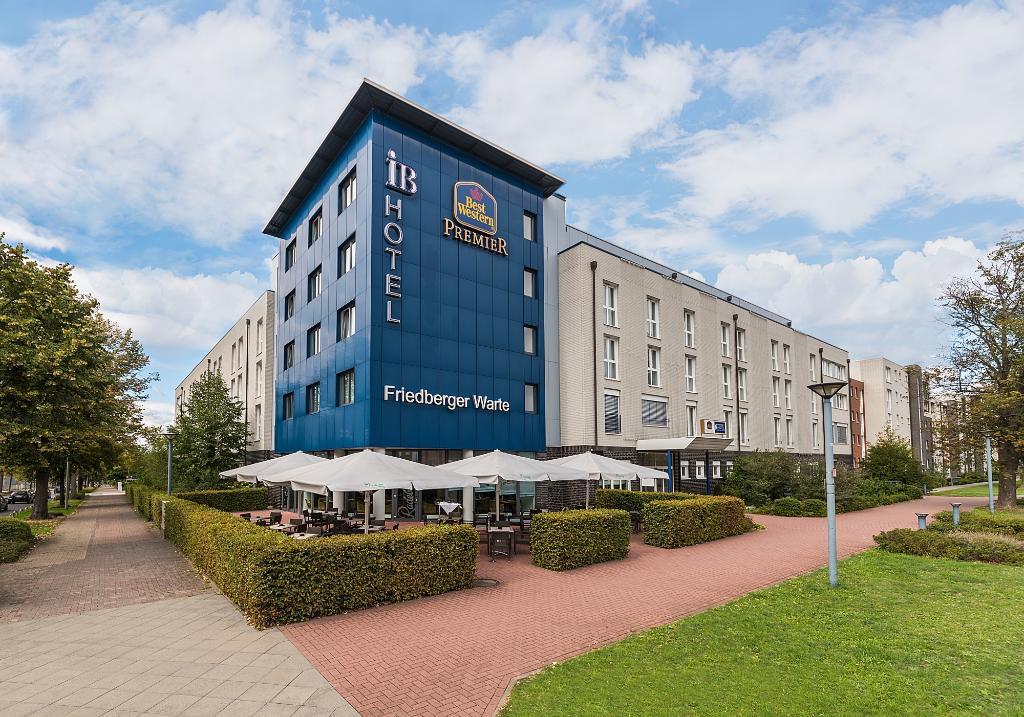弗里德博格瓦特貝斯特韋斯特高級IB酒店