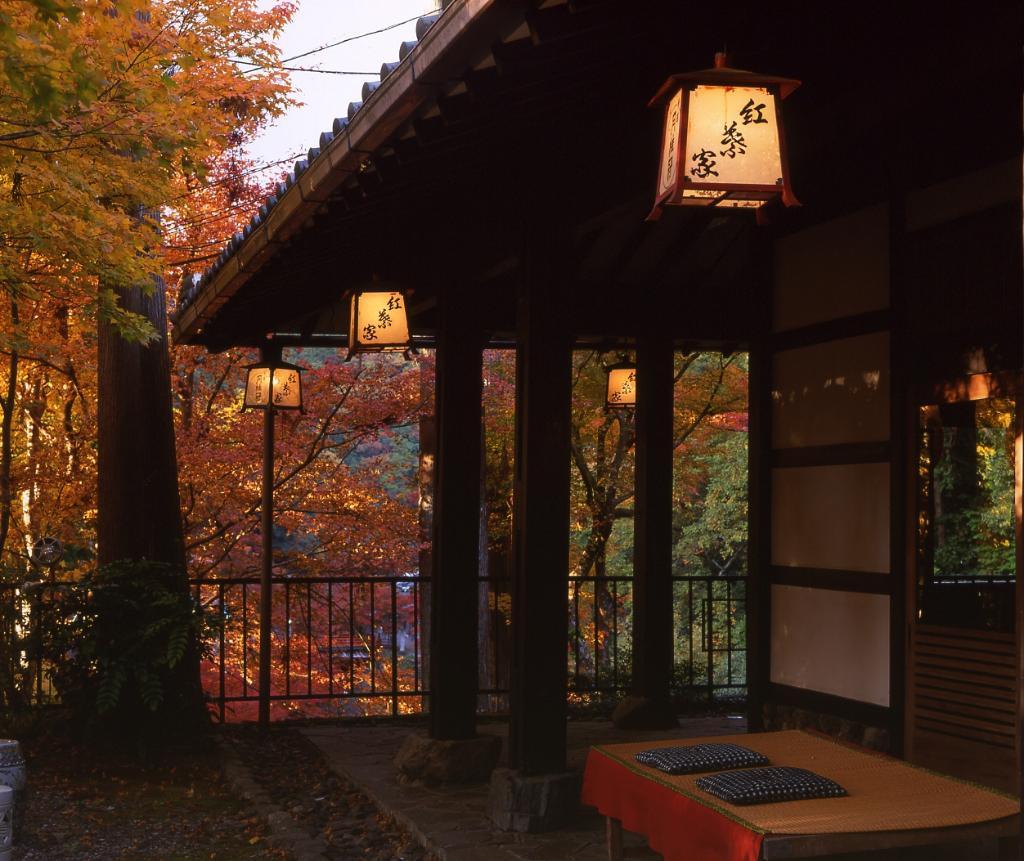Momijiya Bekkan Kawa no Iori