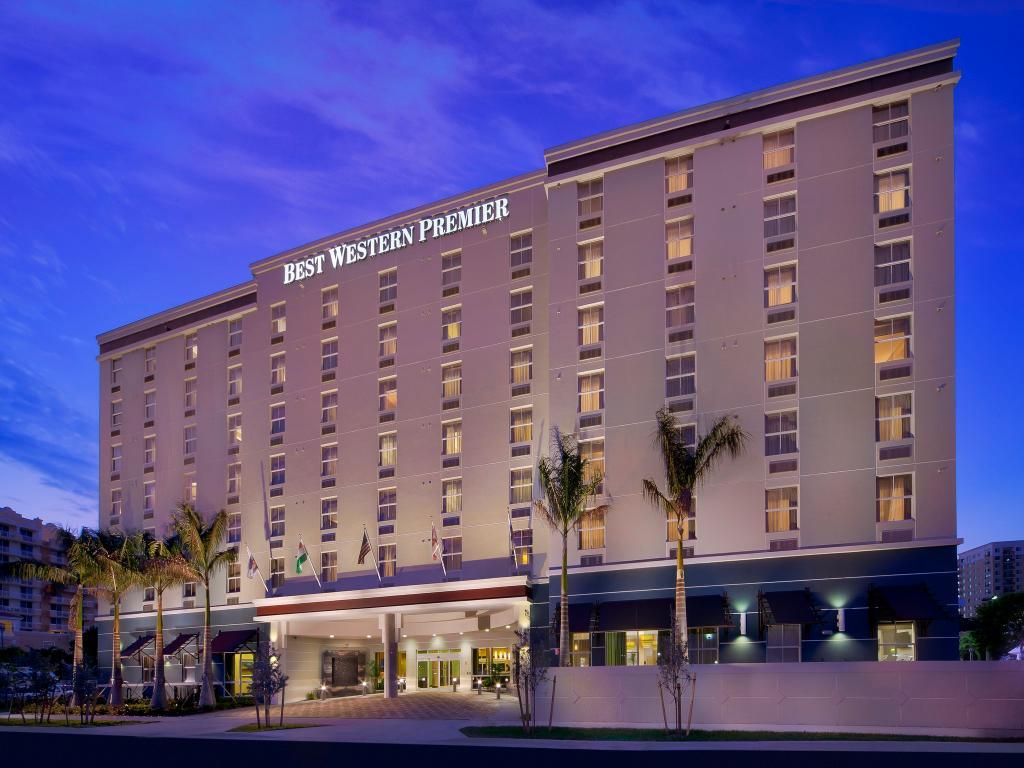 베스트 웨스턴 프리미어 마이애미 인터내셔널 에어포트 호텔 & 스위트