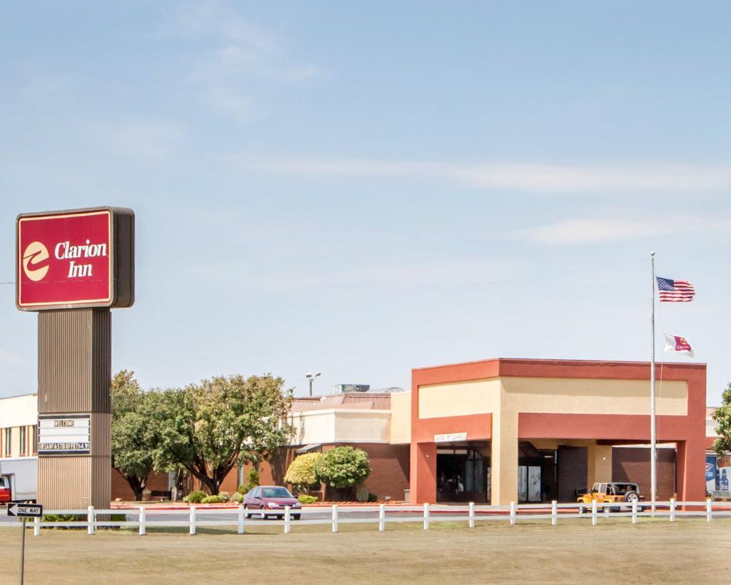 Clarion Inn Elk City