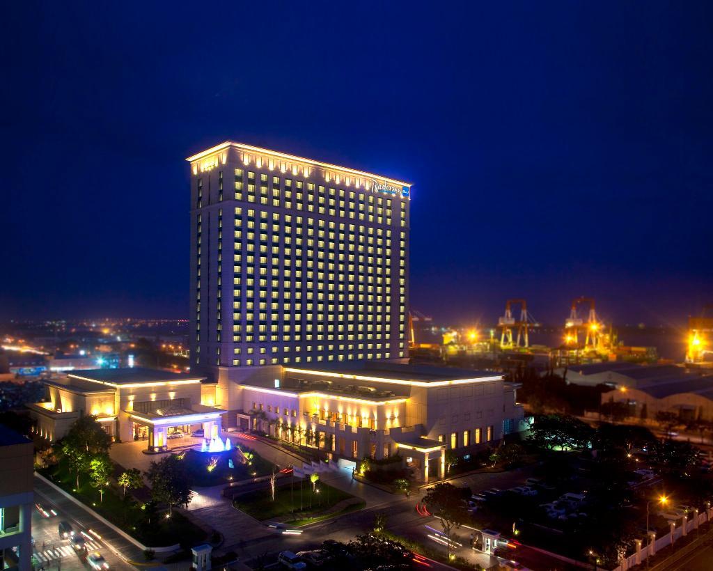 ラディソン ブル ホテル セブ