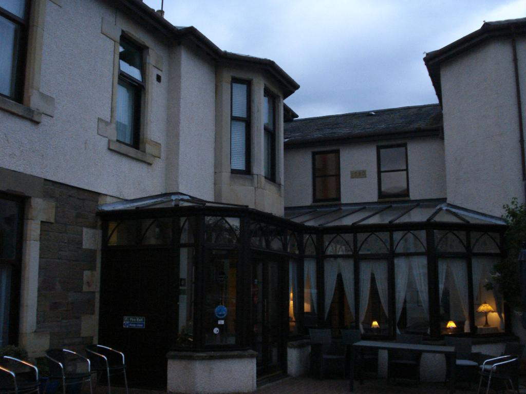 ‪The Hotel Broughty Ferry‬