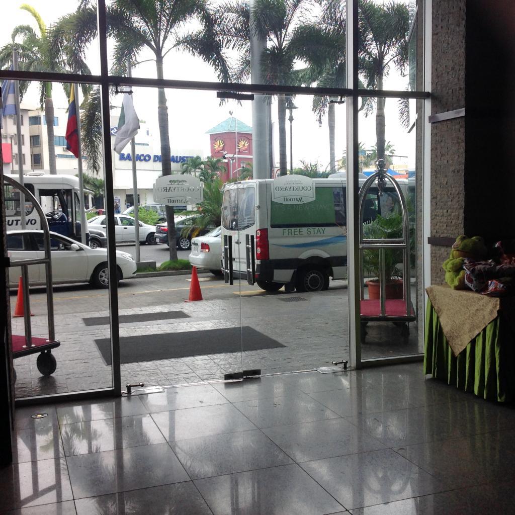 Courtyard Guayaquil