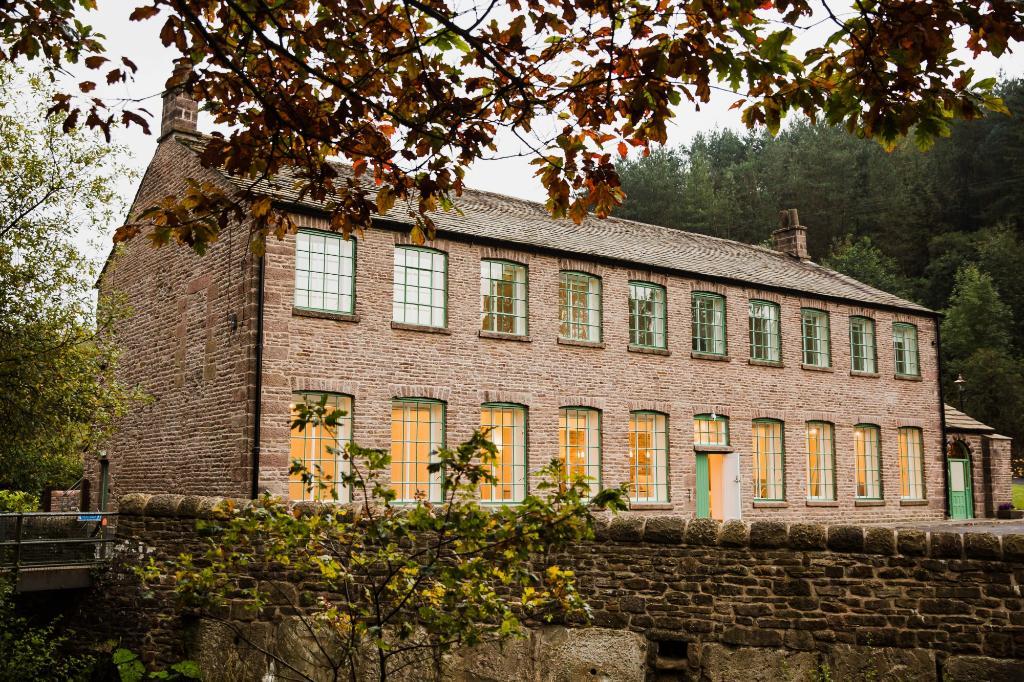 Gradbach Mill and Farmhouse
