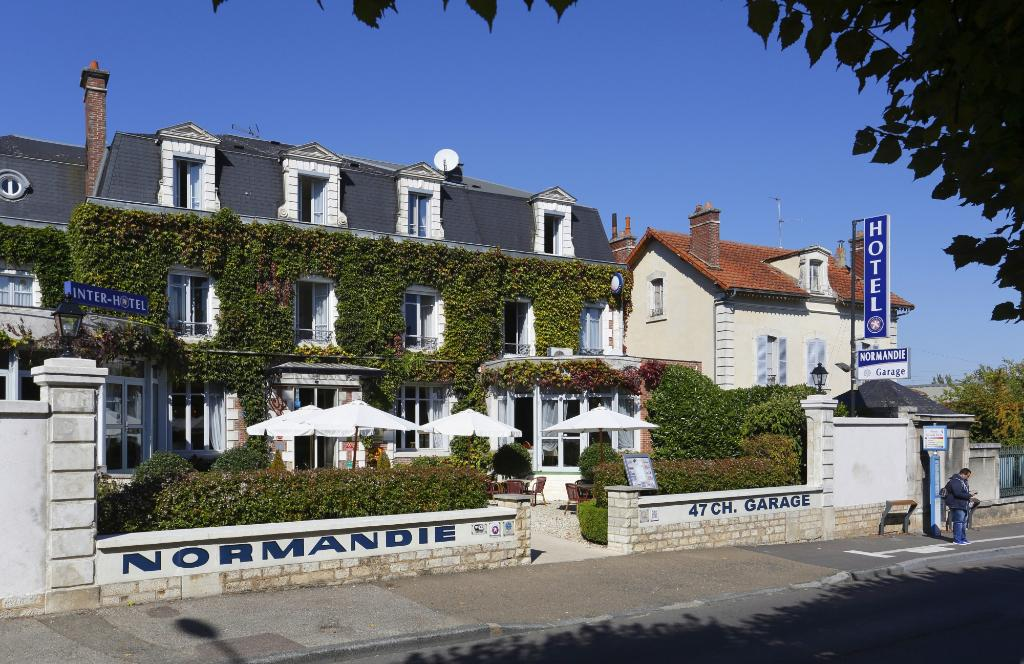 Hotel Normandie Auxerre