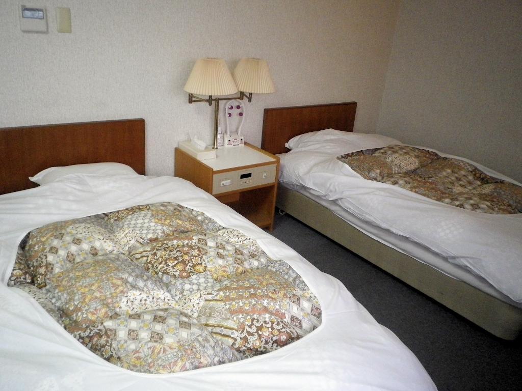 โรงแรมเวลเนสยามาโตจิ