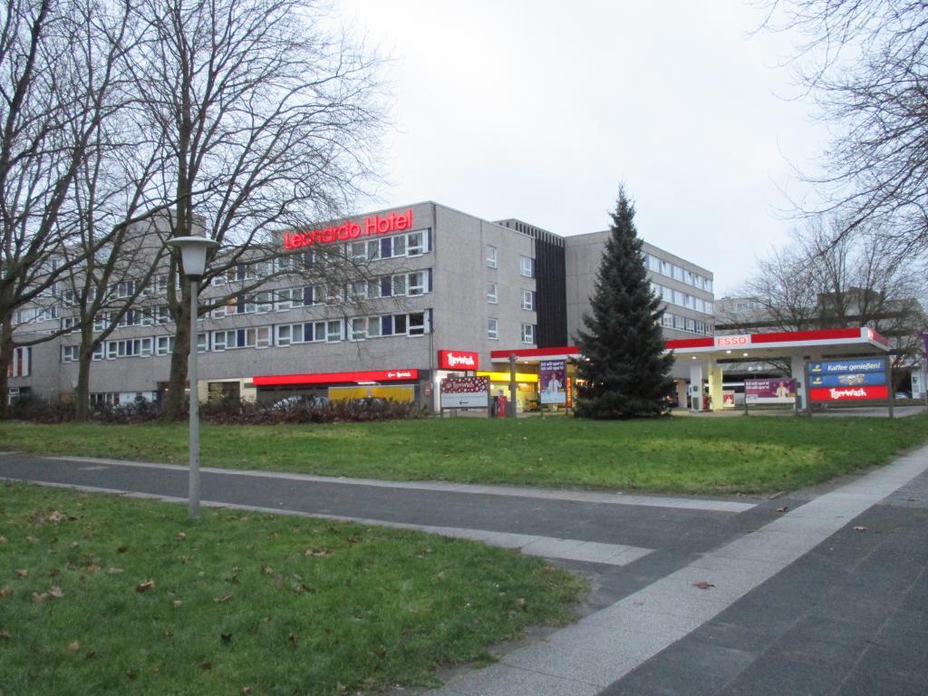 Leonardo Hotel Hamburg City Nord