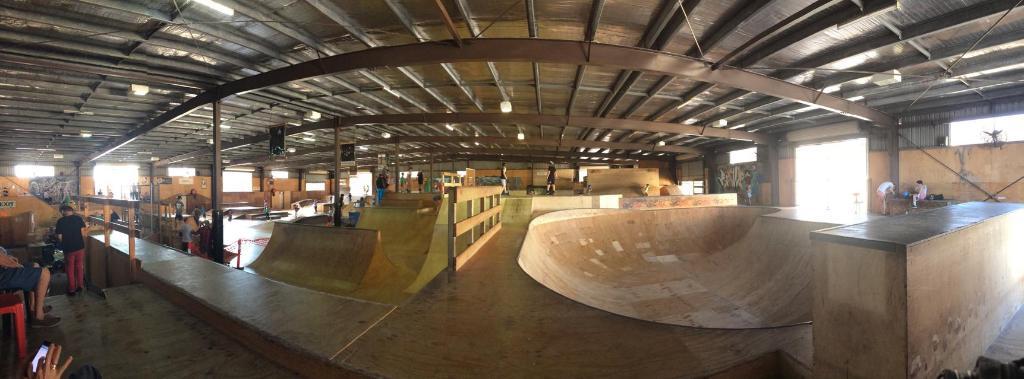RampAttak Indoor Skate Park