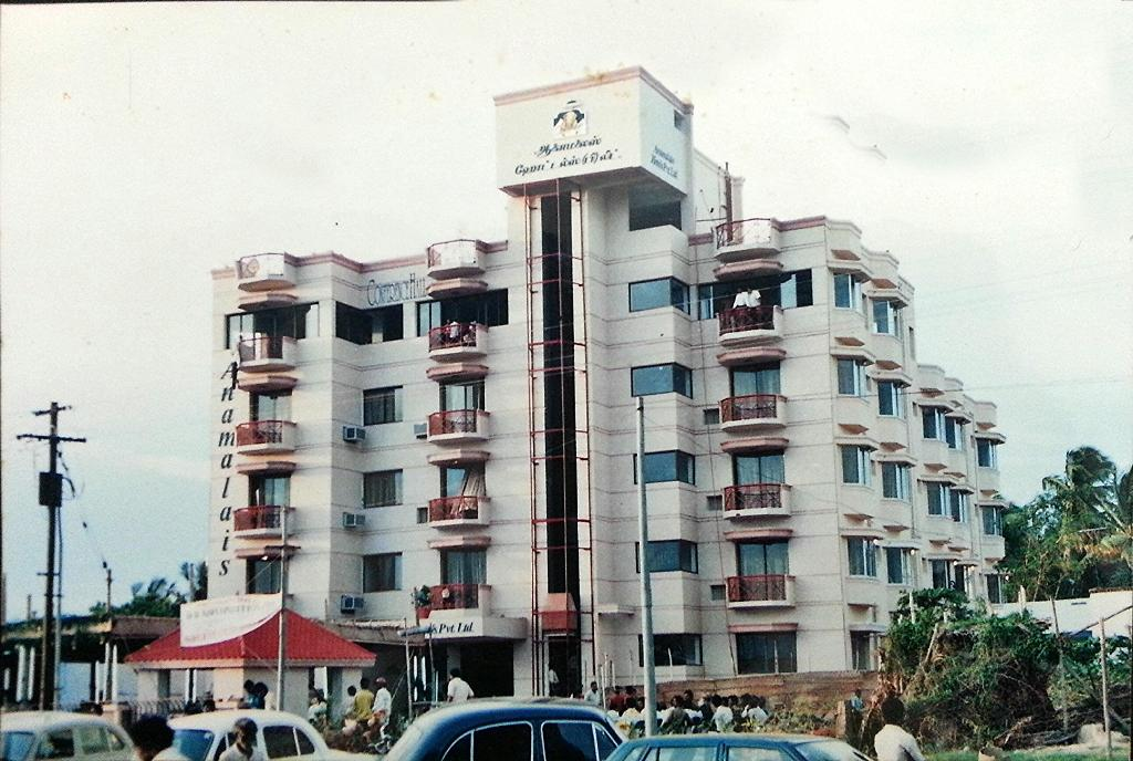Anamlalais Hotel Private Limited
