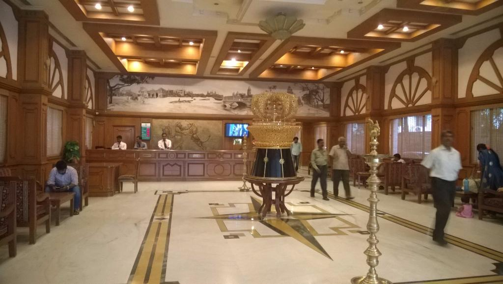 The Vijay Park Hotel Chennai