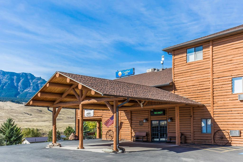 ‪Comfort Inn Yellowstone North‬