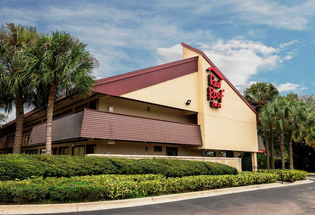 Red Roof Inn Tampa Busch