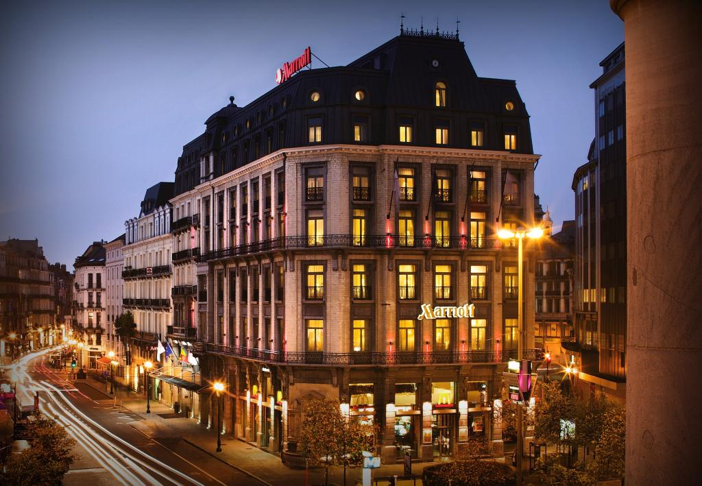 ‪Brussels Marriott Hotel Grand Place‬