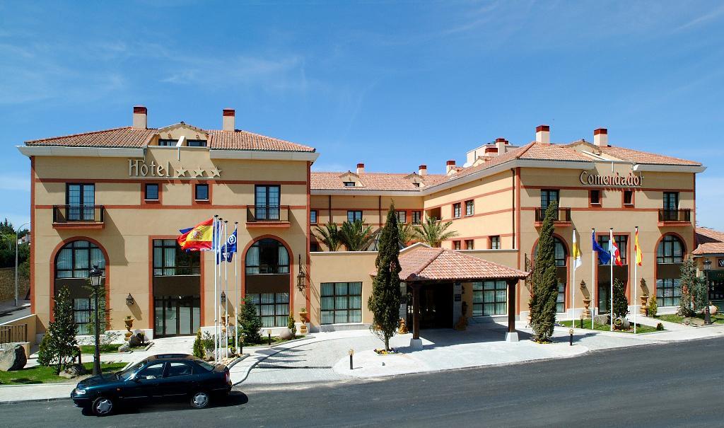 トリップ セゴビア ロス アンヘレス コメンダドール ホテル