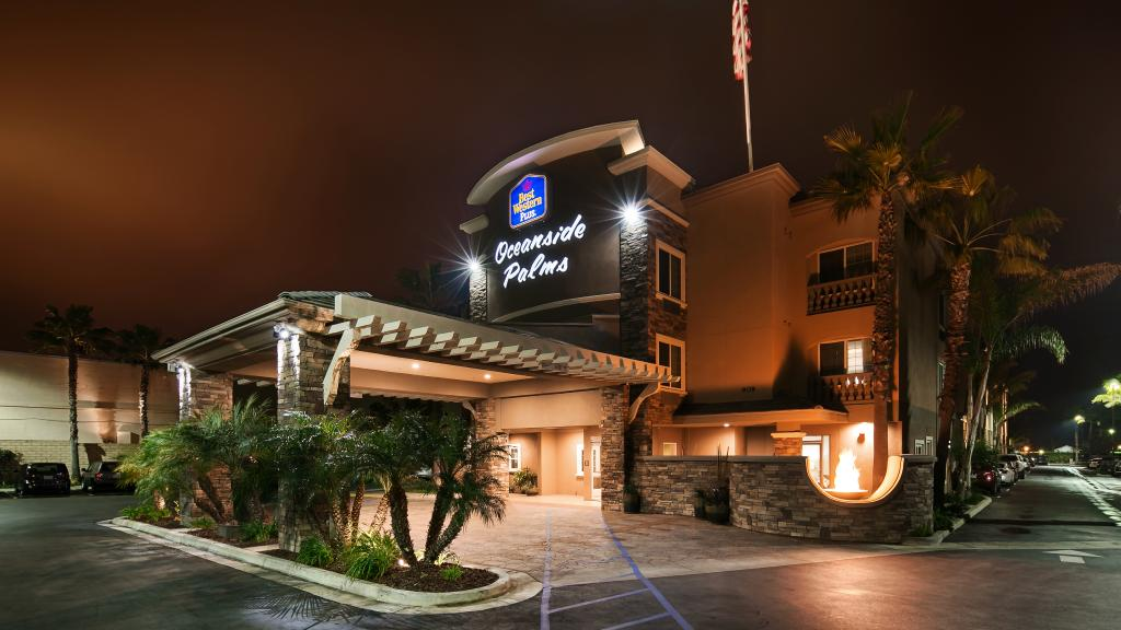 BEST WESTERN PLUS Oceanside Palms