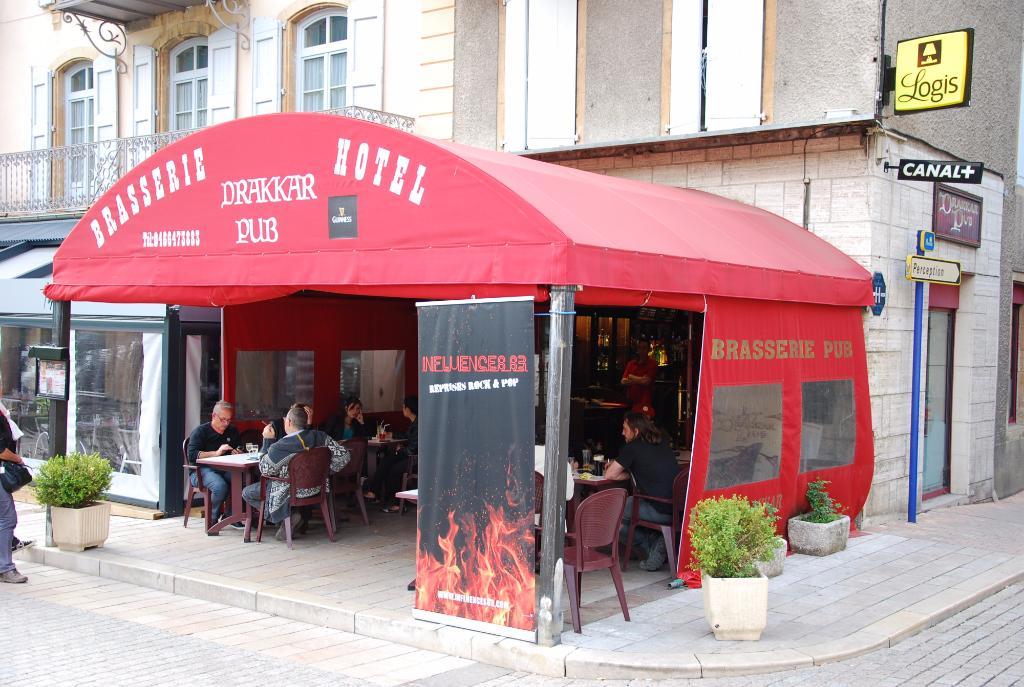 Hotel Le Drakkar