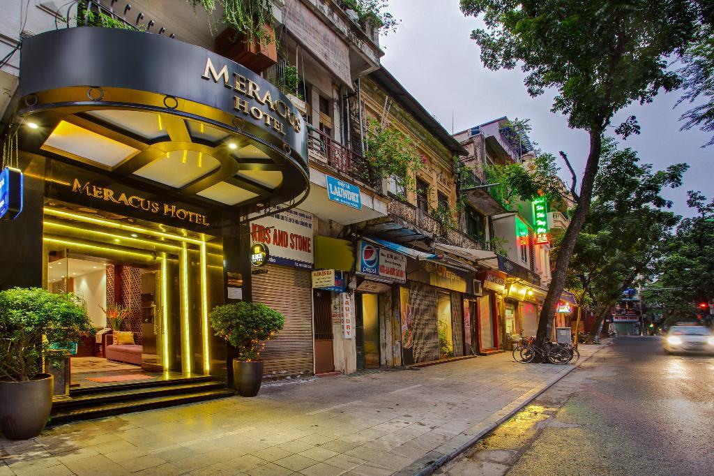 Hanoi Meracus Hotel 2