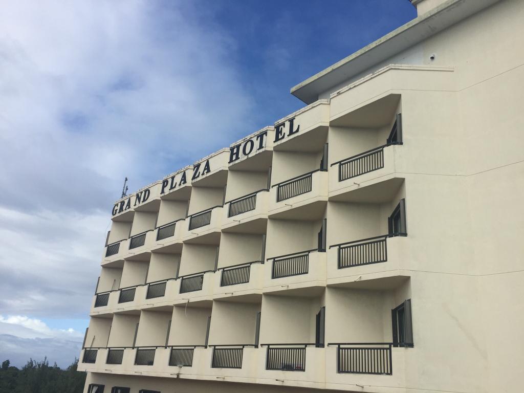 그랜드 플르자 호텔